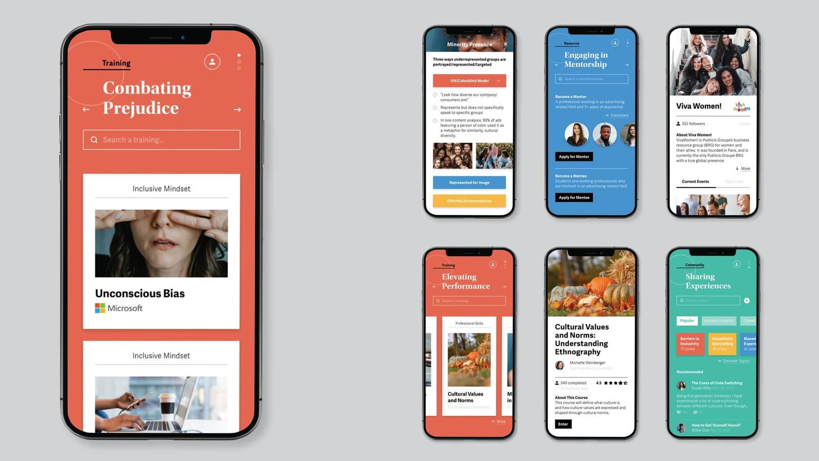 AdClusion Mobile App // MFA Thesis Project