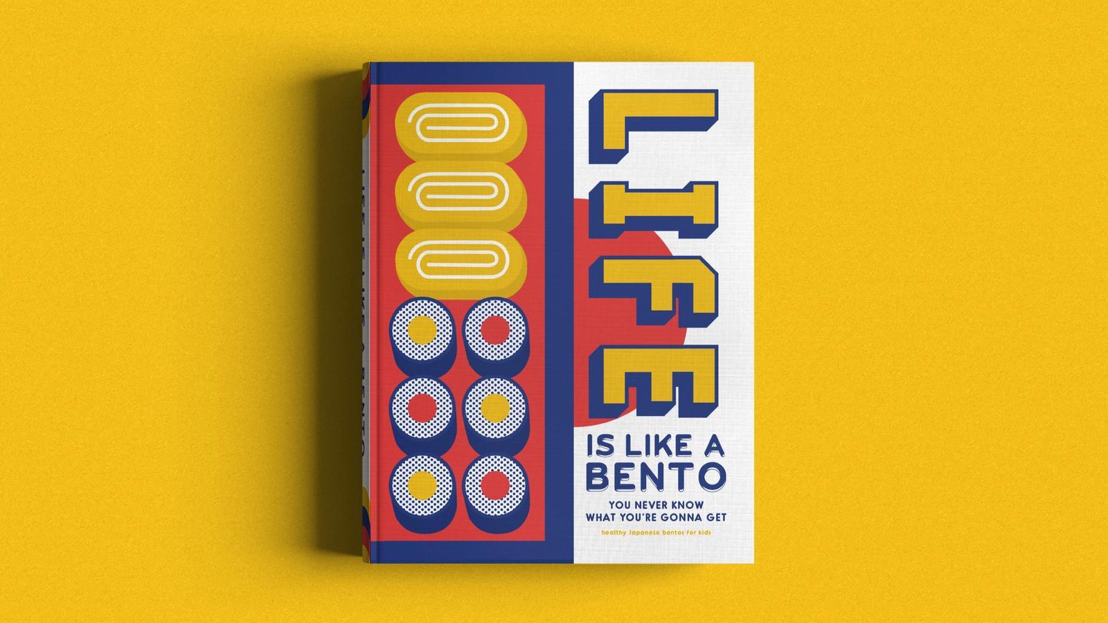 Life is Like a Bento // Cookbook