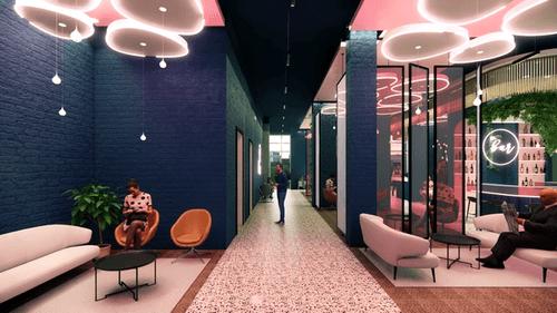 Hotel Florescence - Lobby