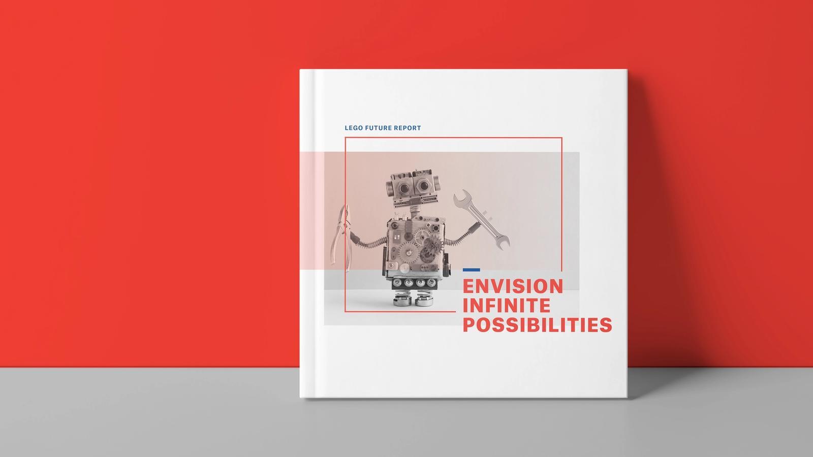 Lego Special Report // Envision Infinite Possibilities
