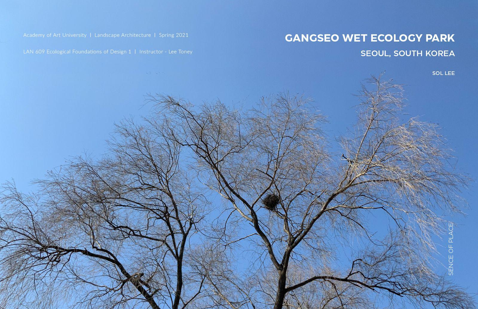 Gangseo Wet Ecology Park