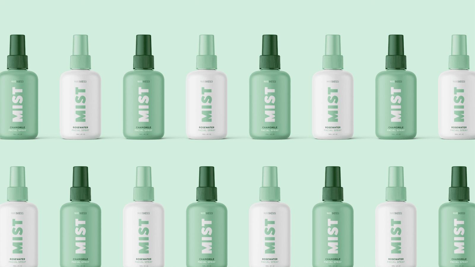 Mario Badescu Skincare // Packaging