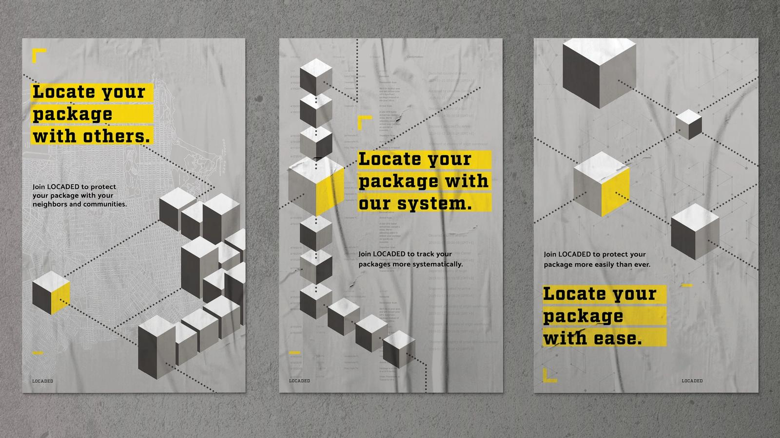 Locaded System Overview // MFA Thesis Project