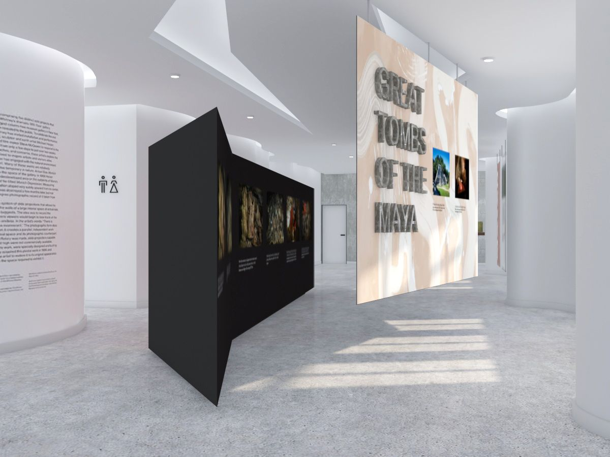 Level1 - Exhibition area 1