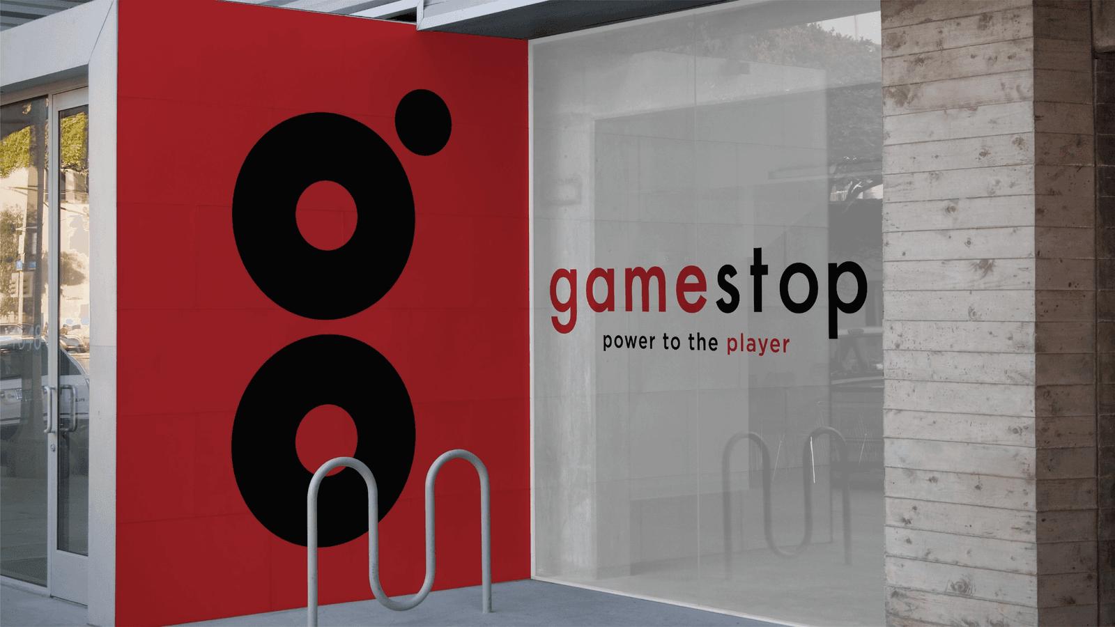 Gamestop // Storefront