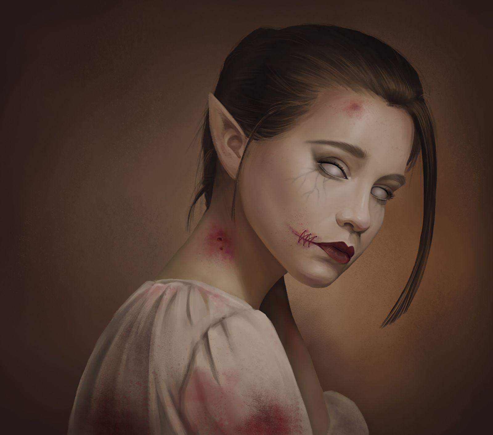 Female Portrait and Storytelling 2