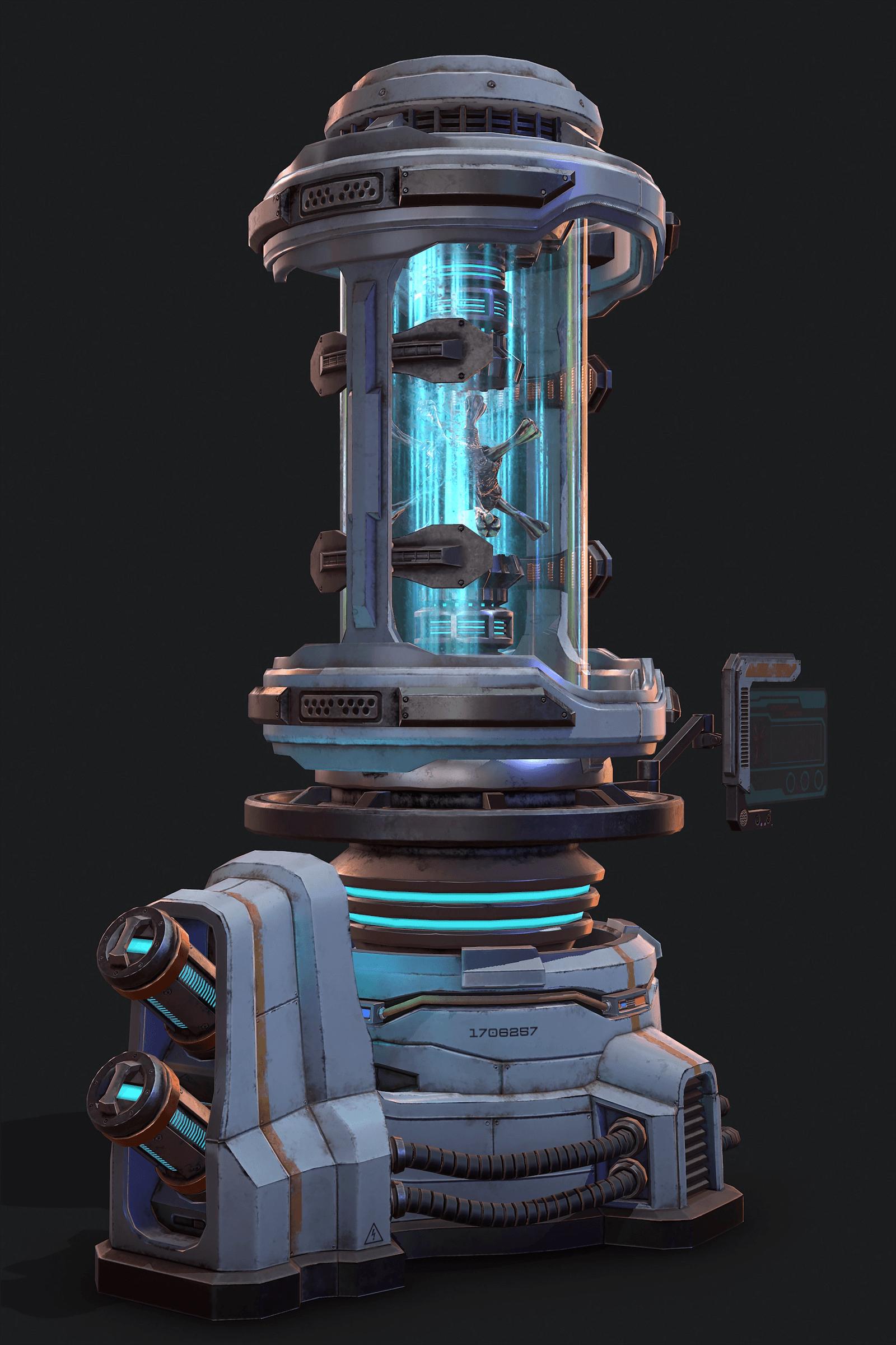 Bio Containment Module