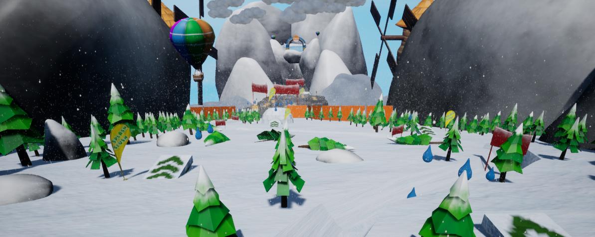 Fish Ball - Screenshot 02