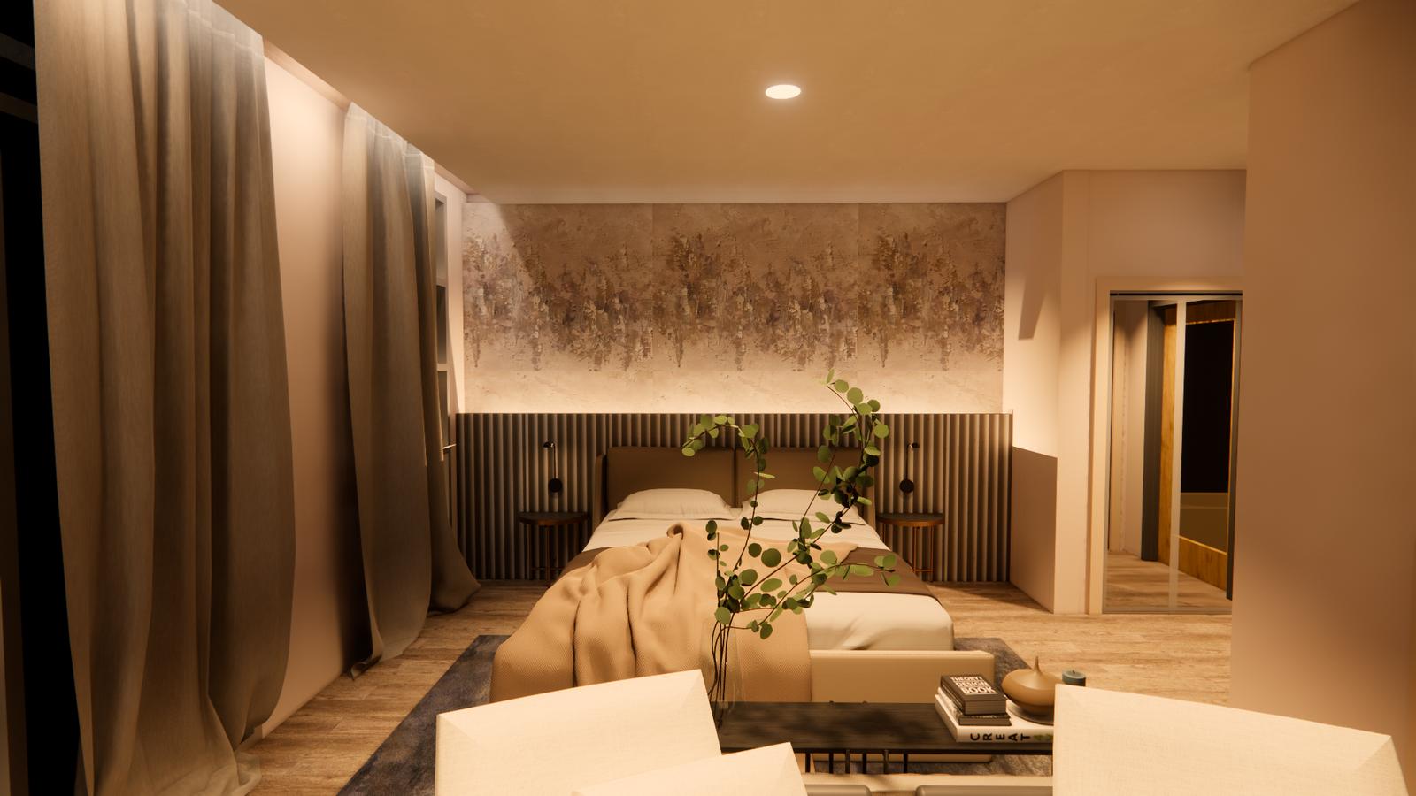 Hella Better Hotel - Guestroom 2
