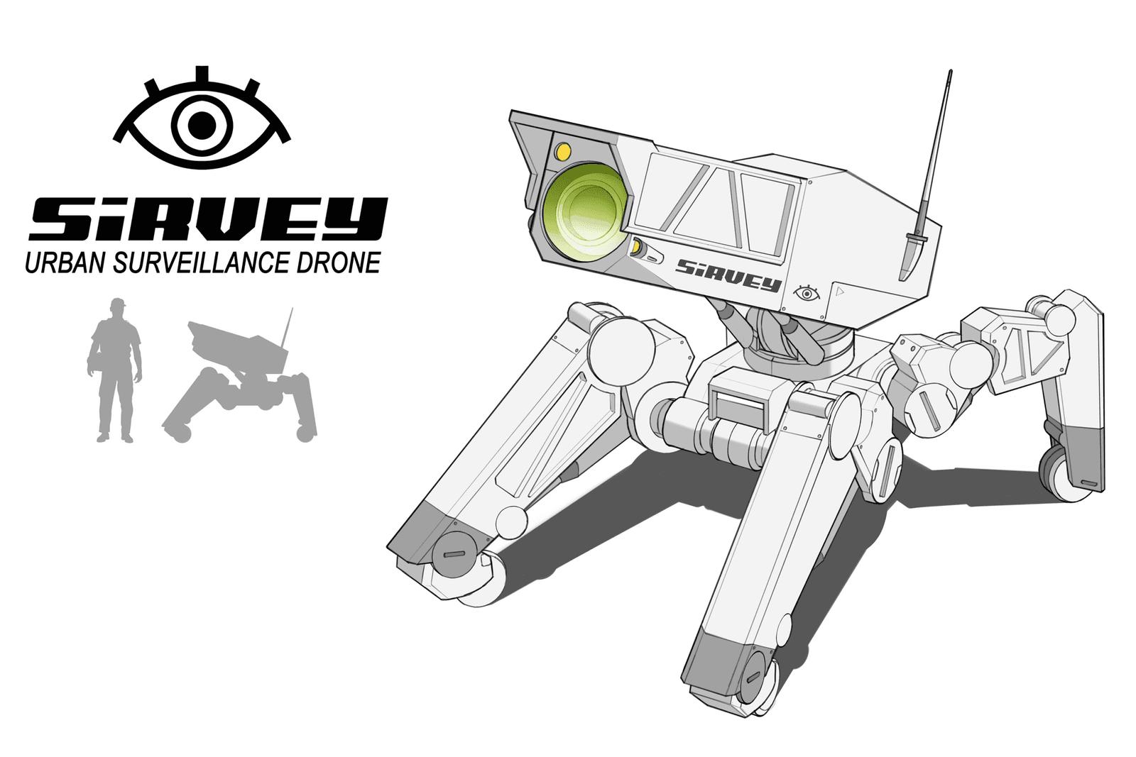 Sirvey Drone
