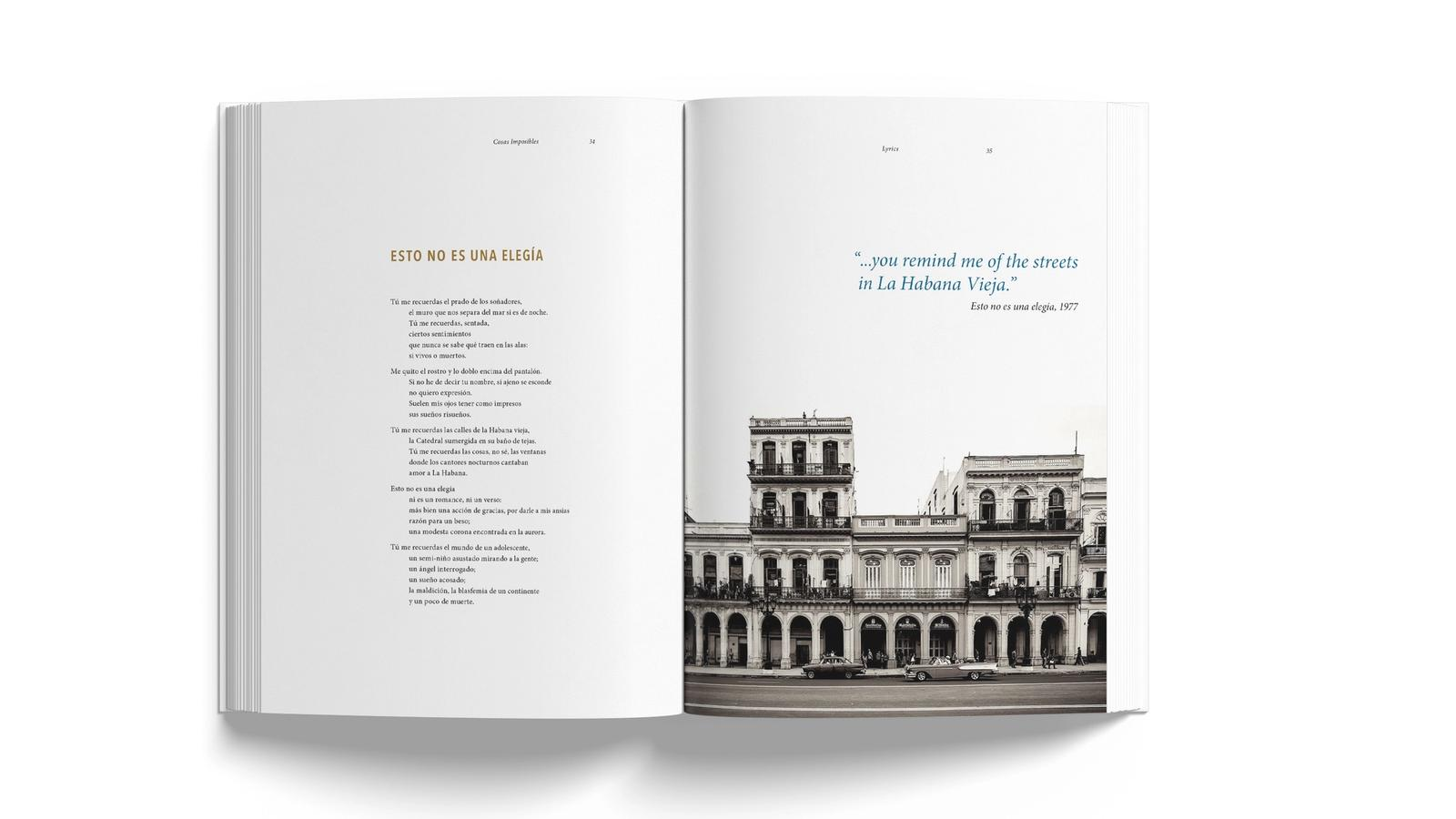 Cosas Imposibles // Artist Book