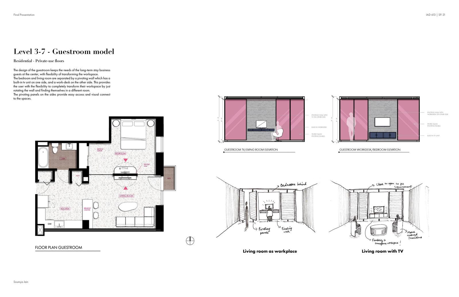 Hotel Florescence - Guestroom
