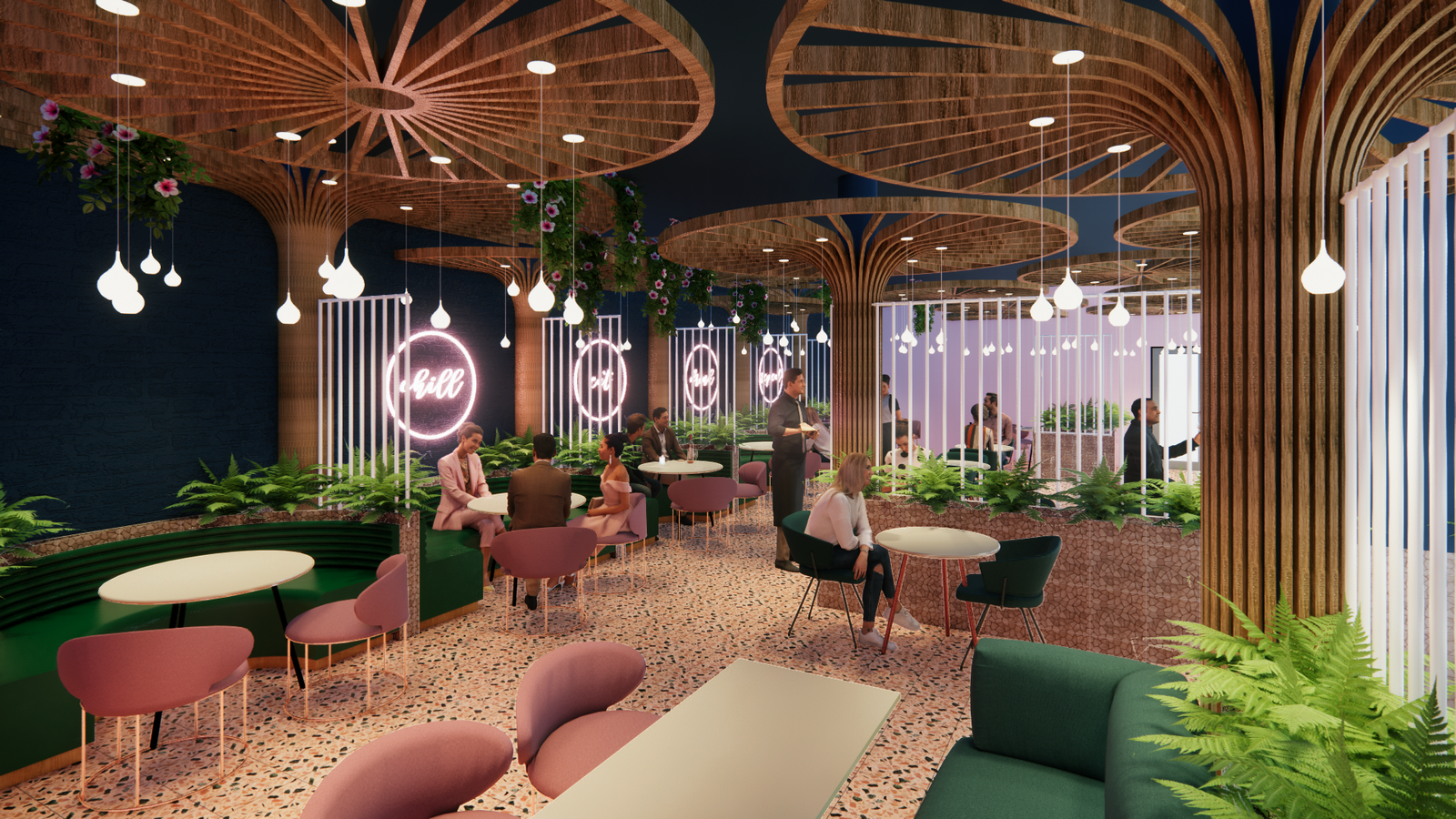 Hotel Florescence - Restaurant 2