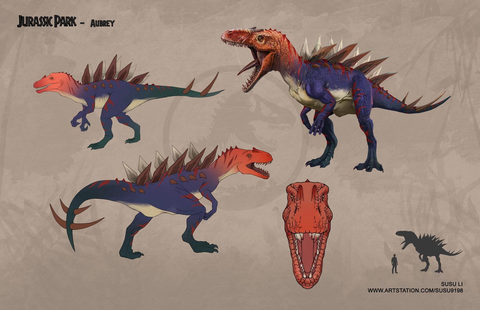 Aubrey - Jurassic Park