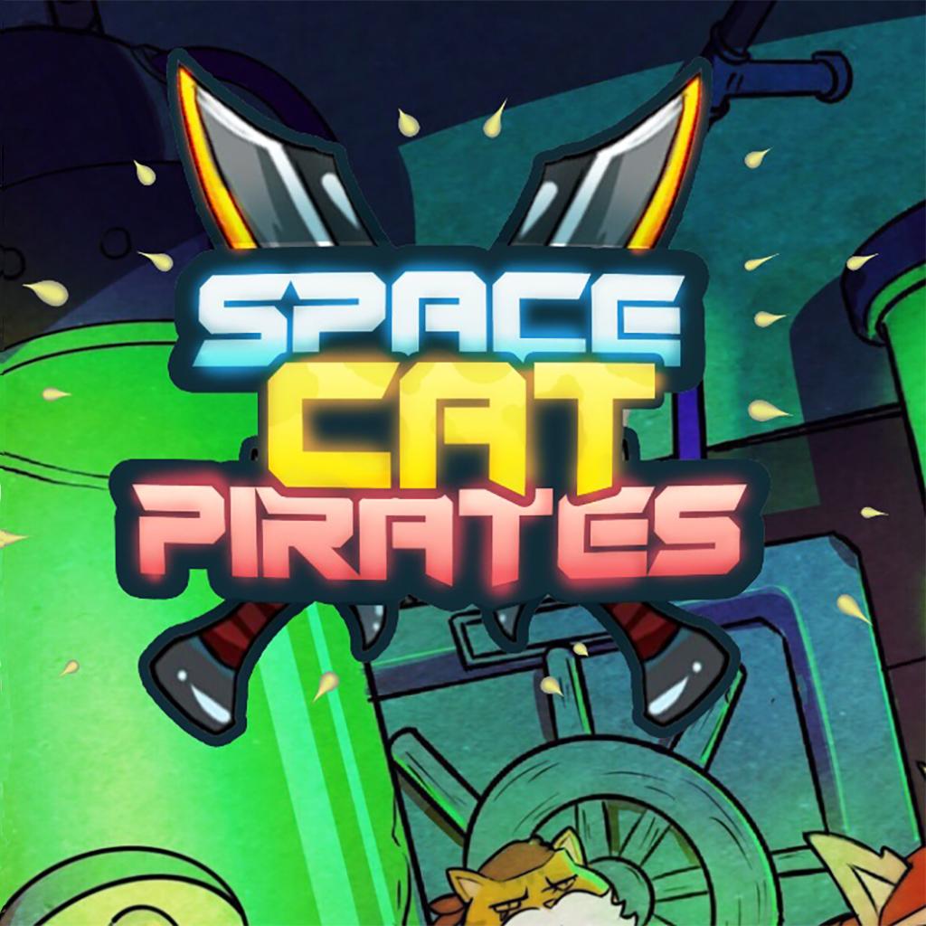 Cat Space Pirate