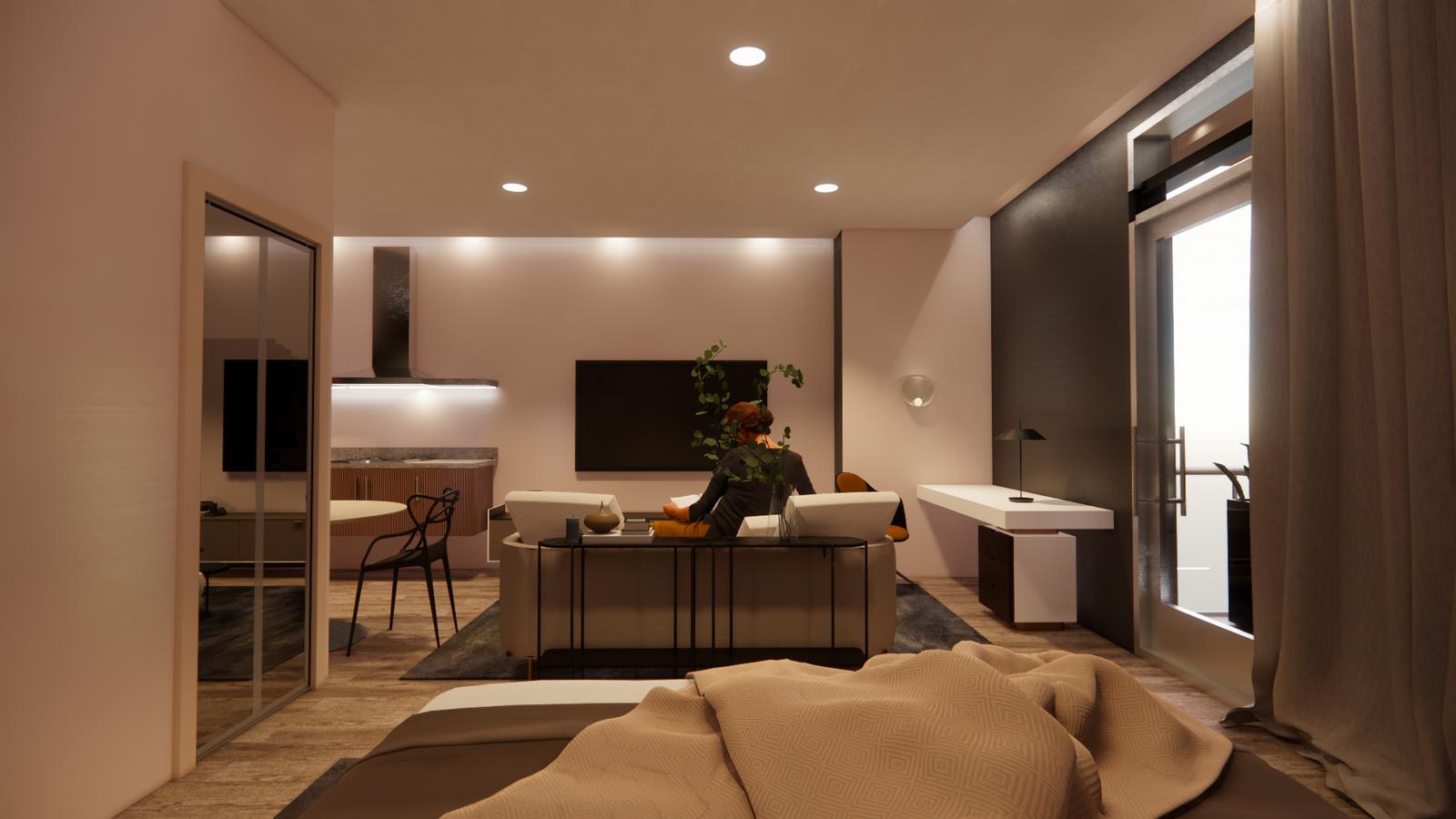 Hella Better Hotel - Guestroom 1