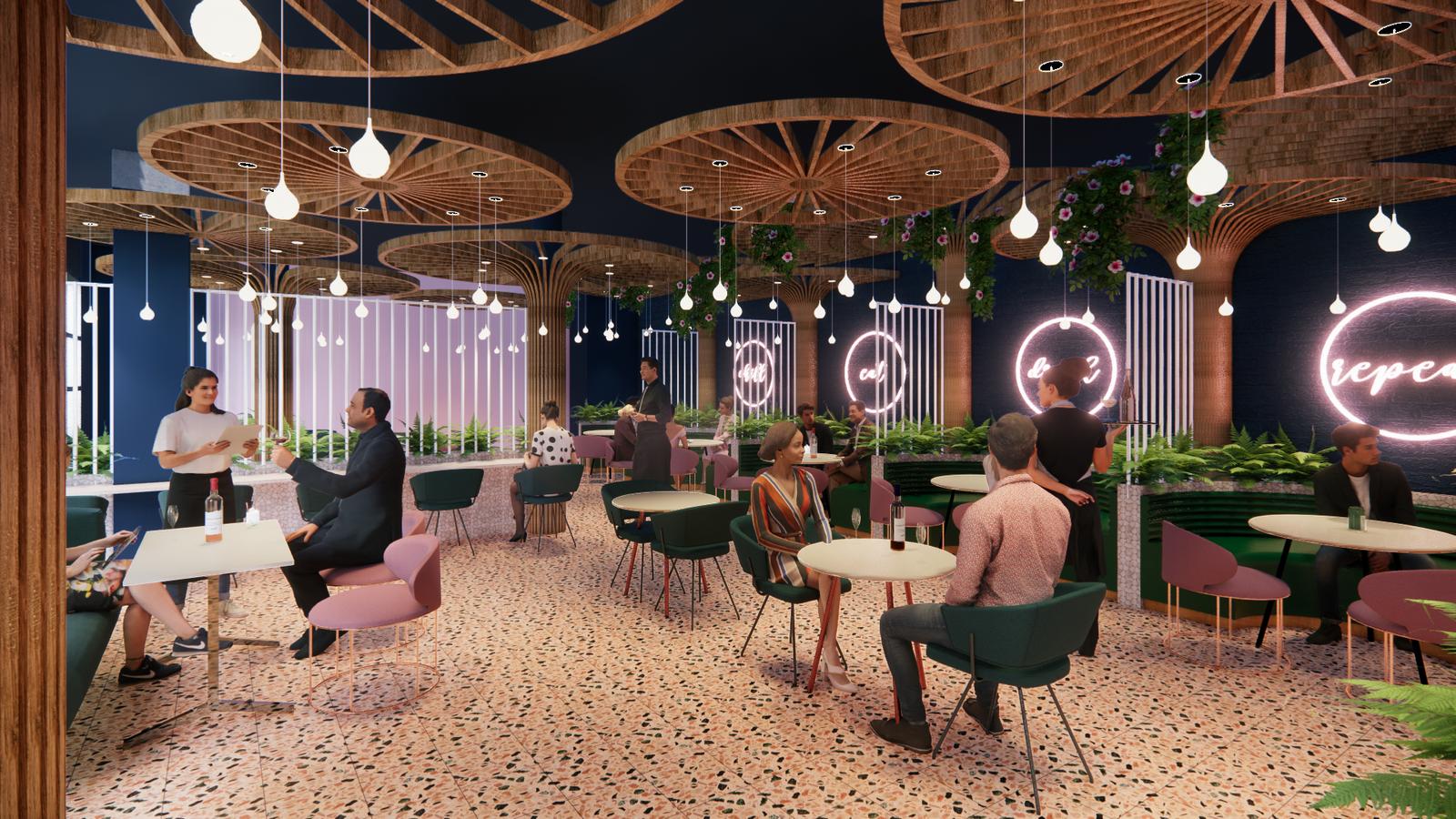 Hotel Florescence - Restaurant 1