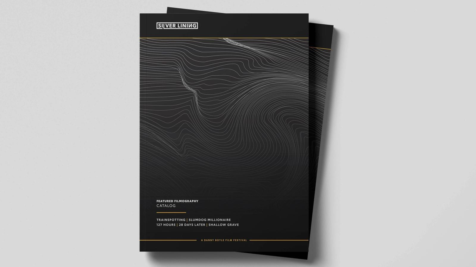 Silver Lining Catalog // Danny Boyle Film Festival