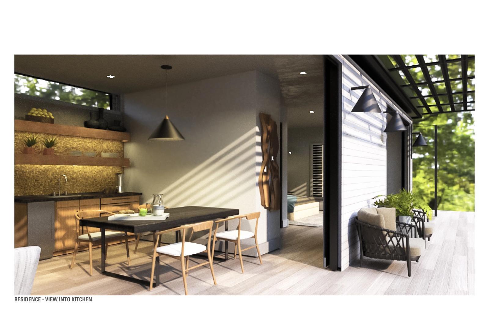 Statera Wellness Retreat - Residence Kitchen