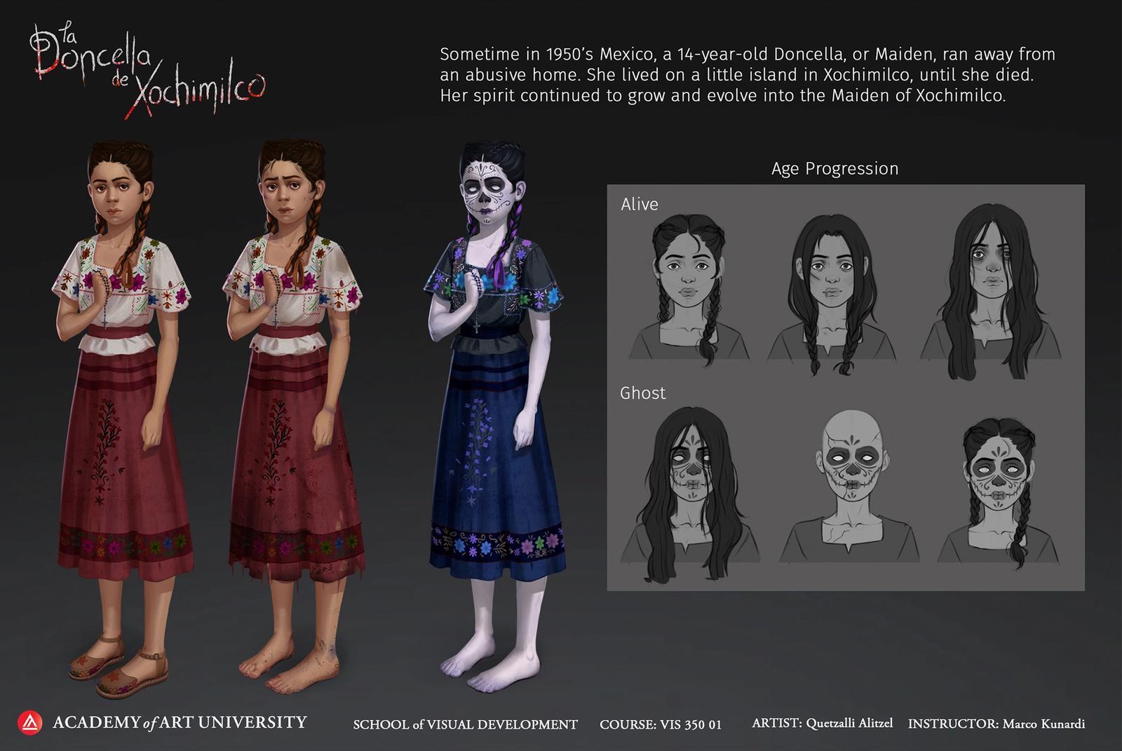 Doncella - Alive - Quetzalli Alizel Maldonado Osorio