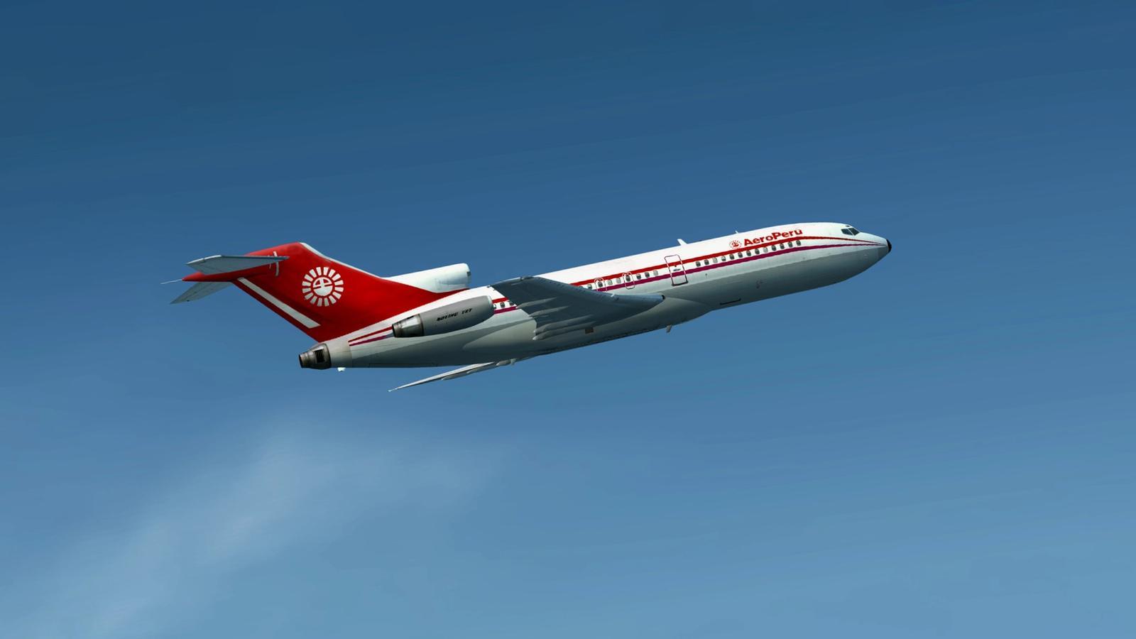 Trueperu Fleet // Aeroperu Renaming/Rebranding