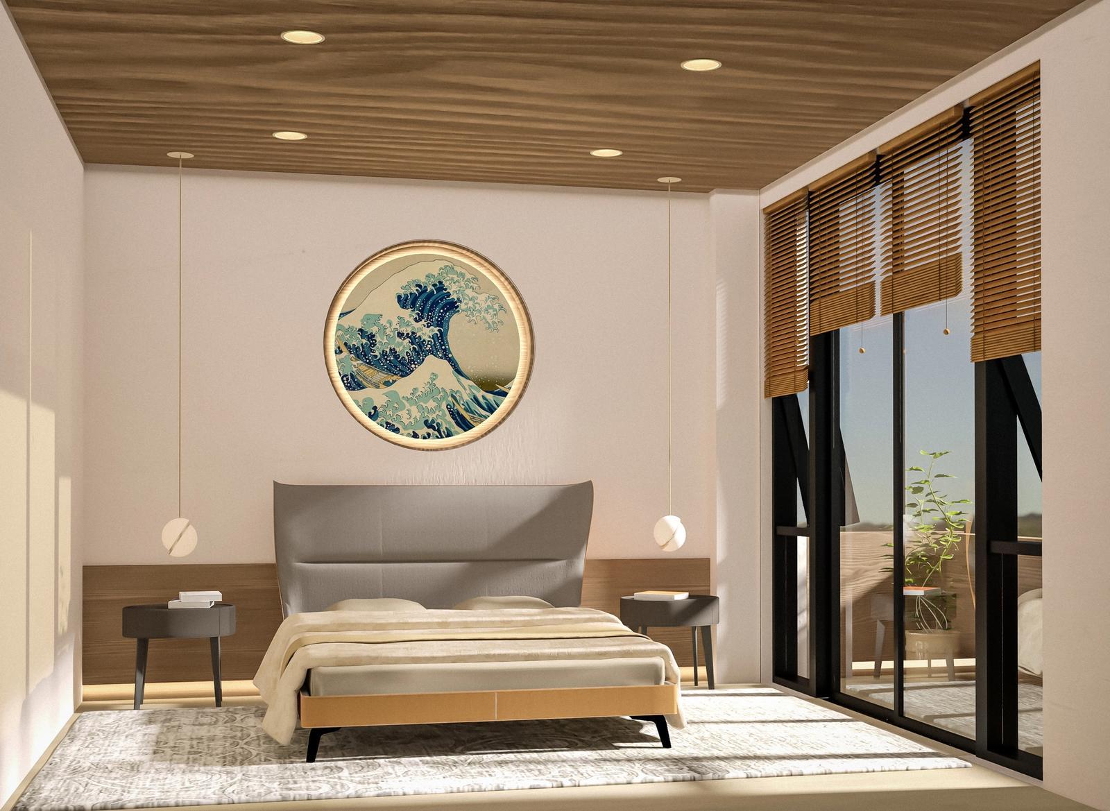 Apartment's Bedroom 1