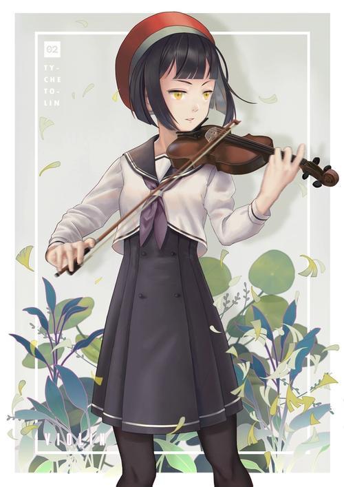 TYCHETOLIN 02 Violin