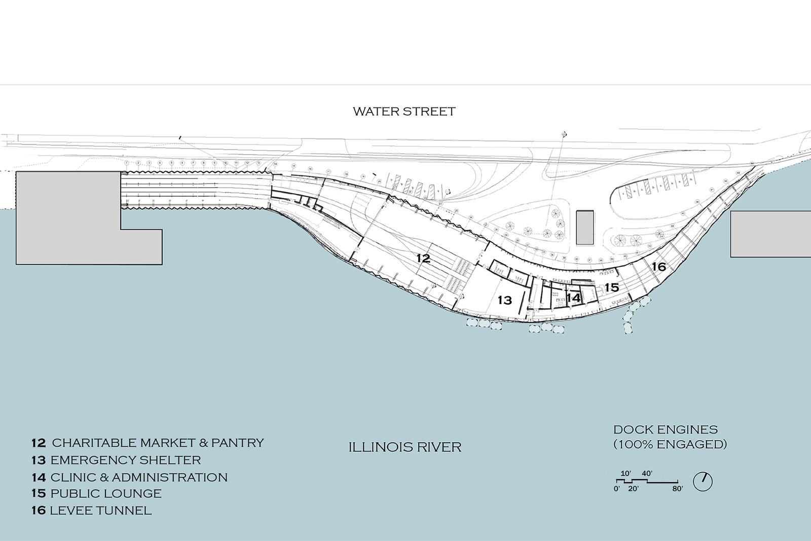 Plan Sequence 3 Major Flood