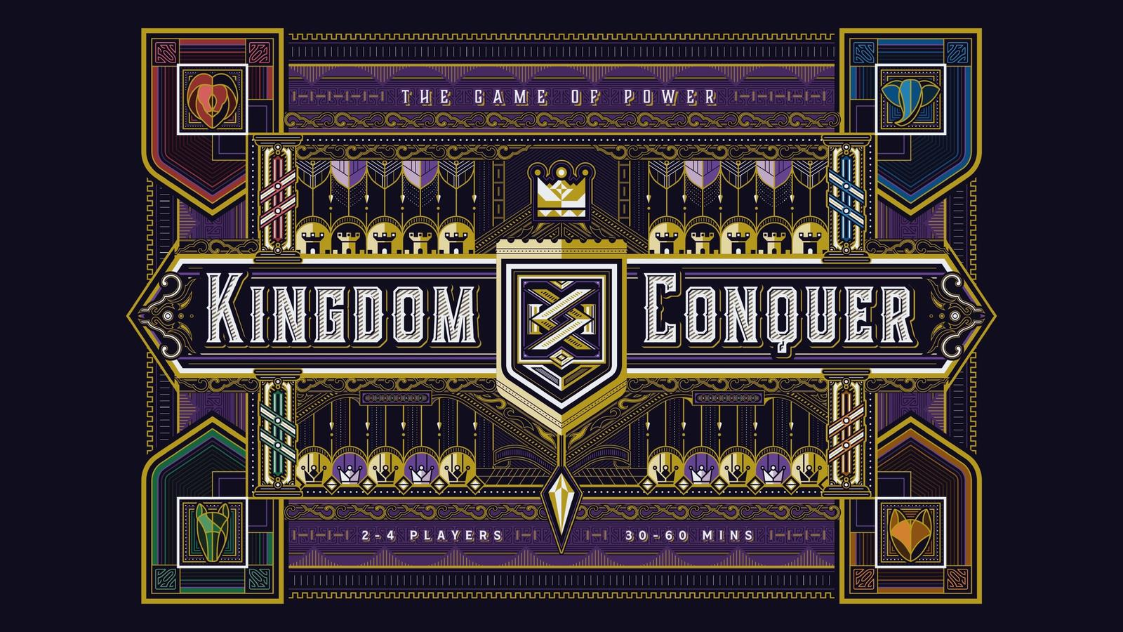 Kingdom Conquer // board game