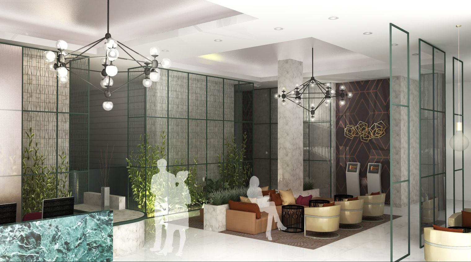 Boutique Hotel - Lobby