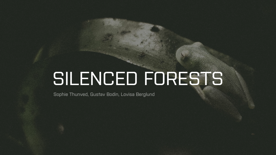 Silenced Forests