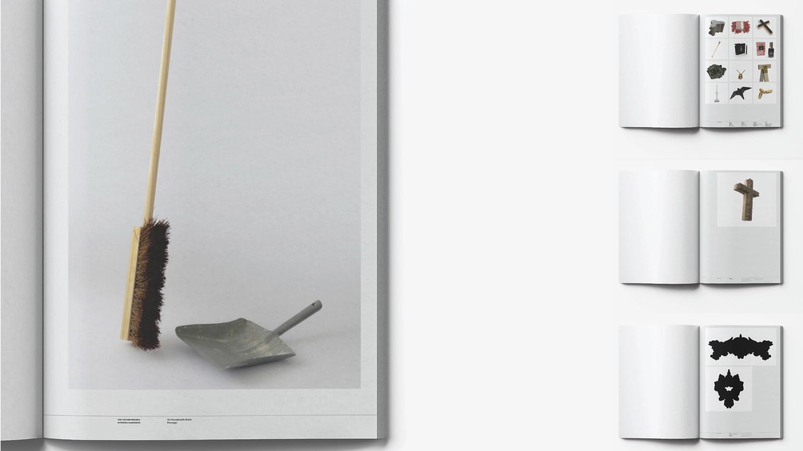 Not Quite Right // exhibition catalog