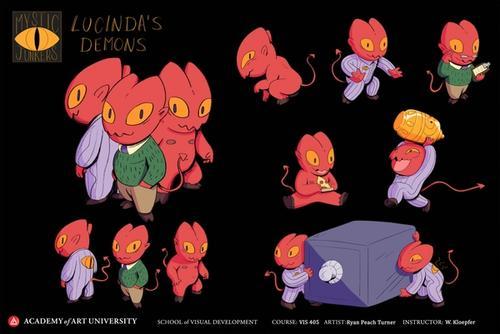 Lucinda's Demons