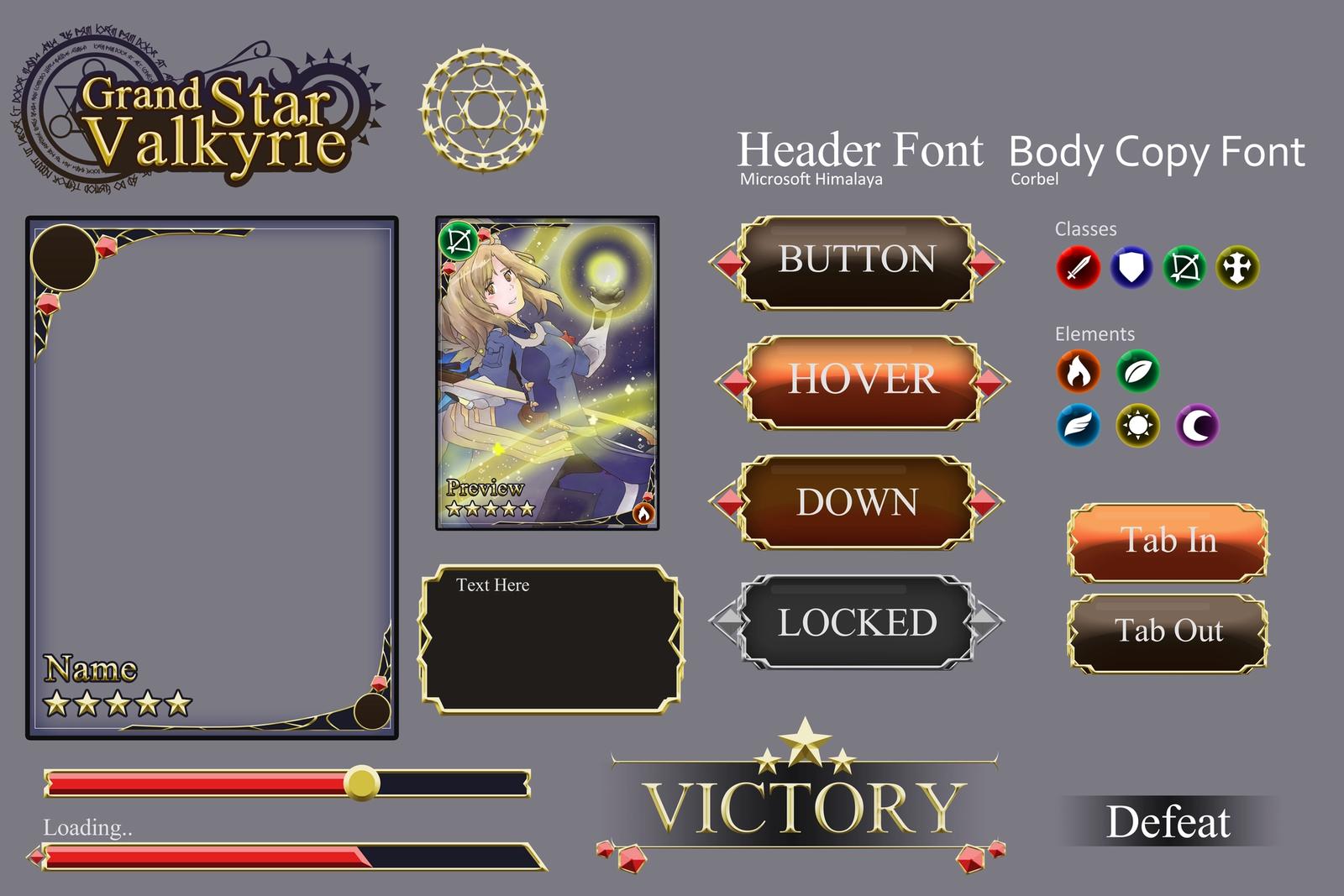 Grand Star Valkyrie