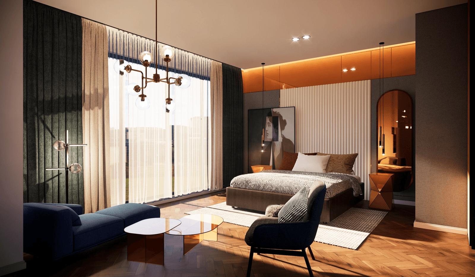 Hotel Karl Guest Room
