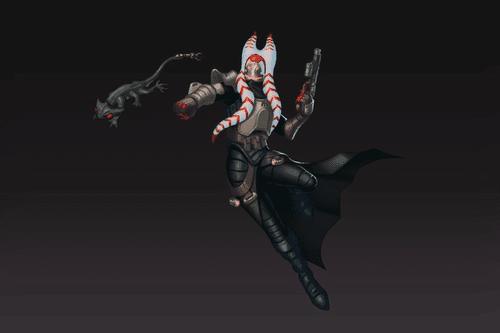 Togruta Assassin
