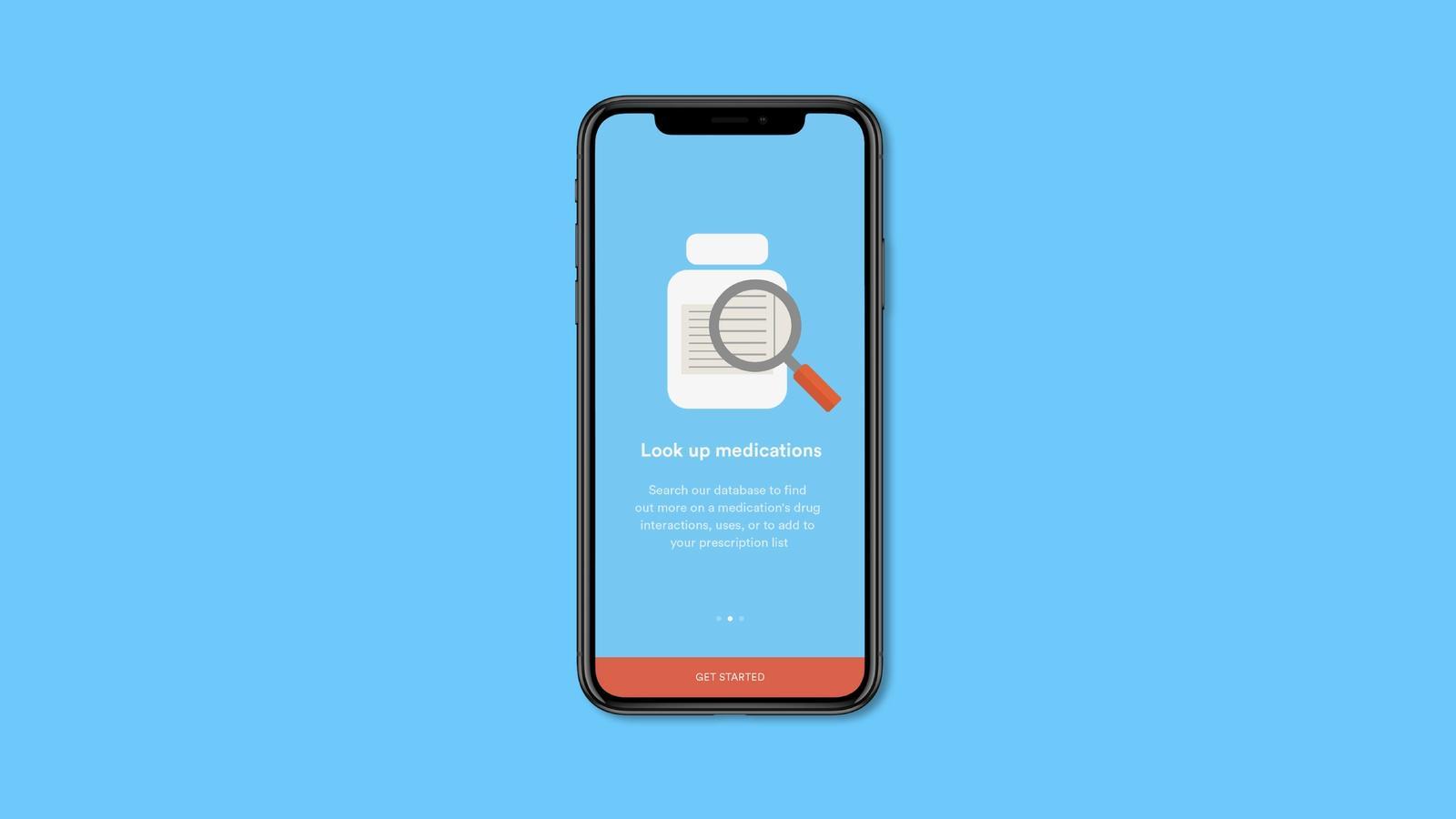 Rx Companion // mobile application