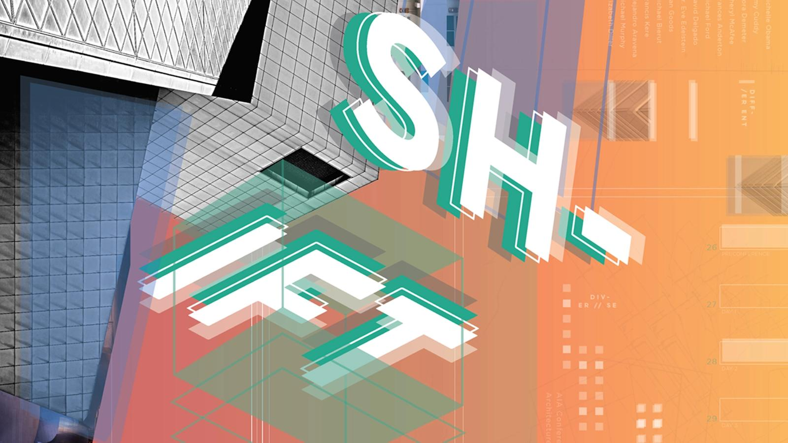 Shift conference graphics