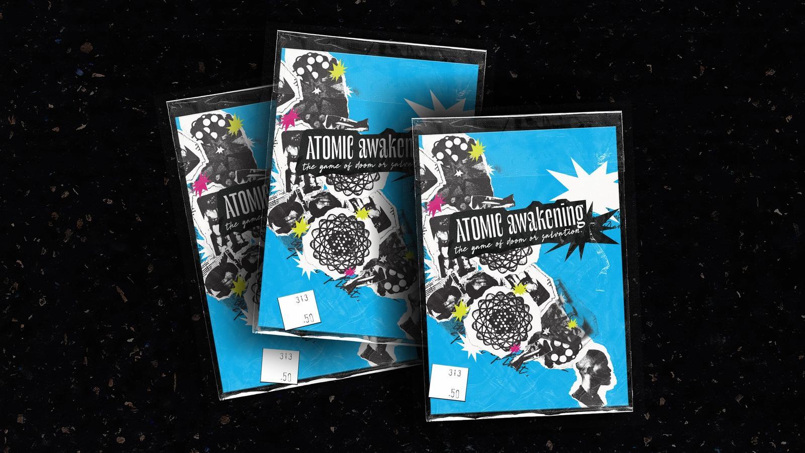 Atomic Awakenings awareness campaign