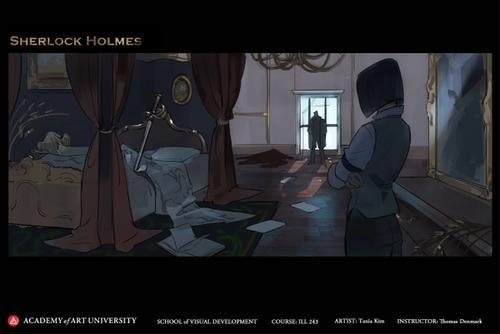Sherlock Holmes - Investigation