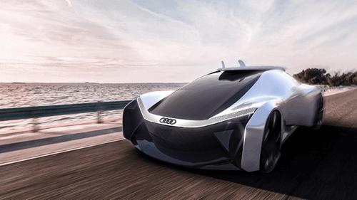 Audi Morpheus