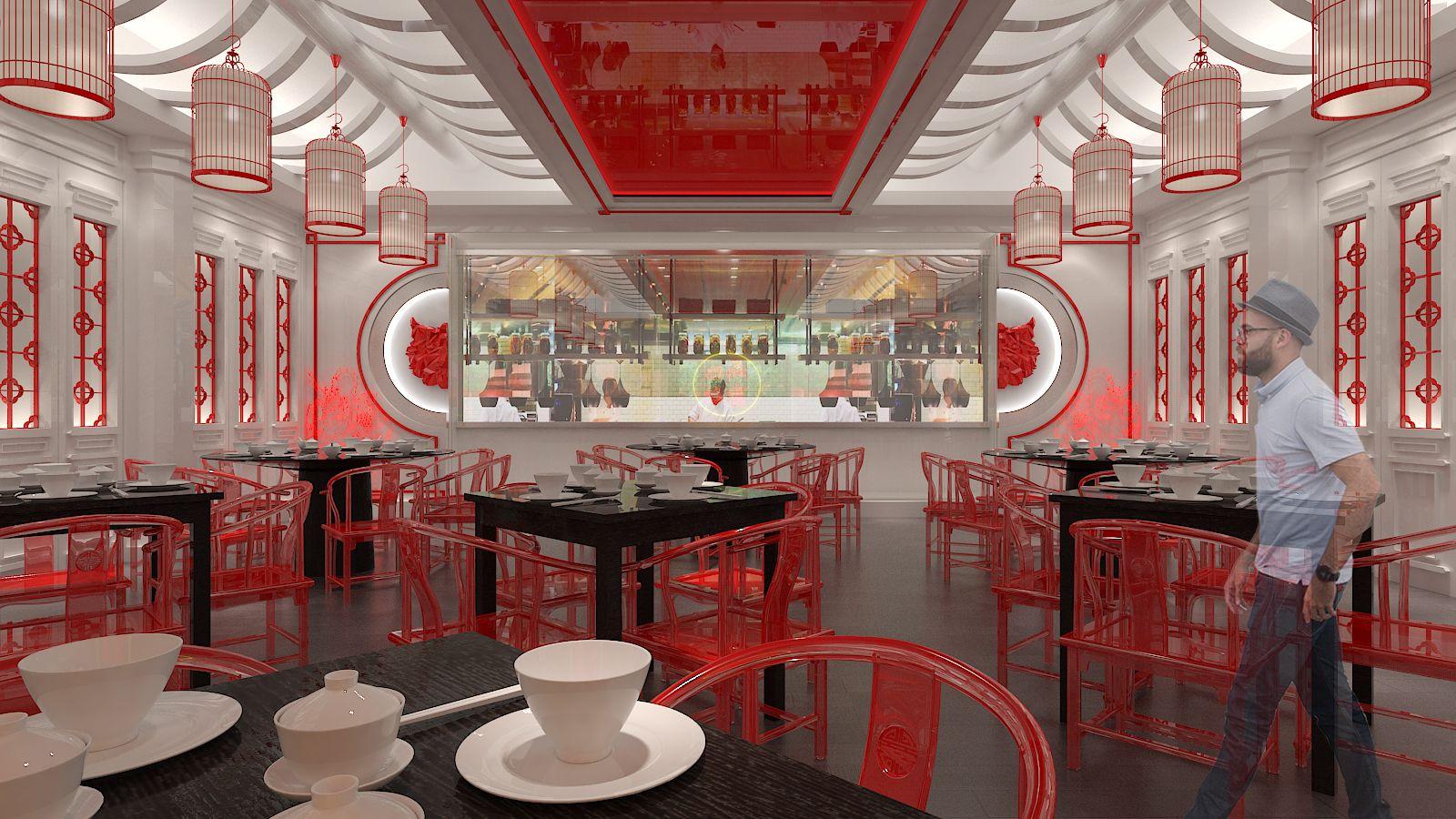 Chinese Restaurant 05