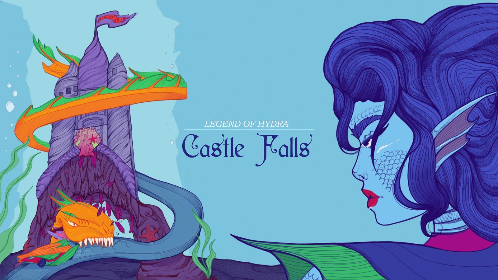 Castle Falls Intro