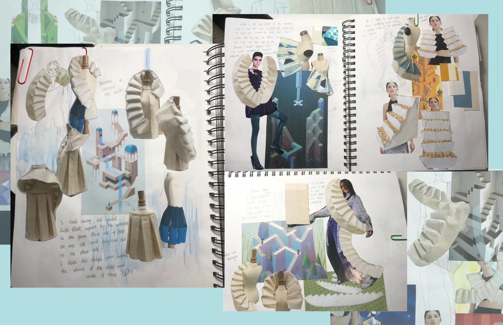Monument Valley Sketchbook