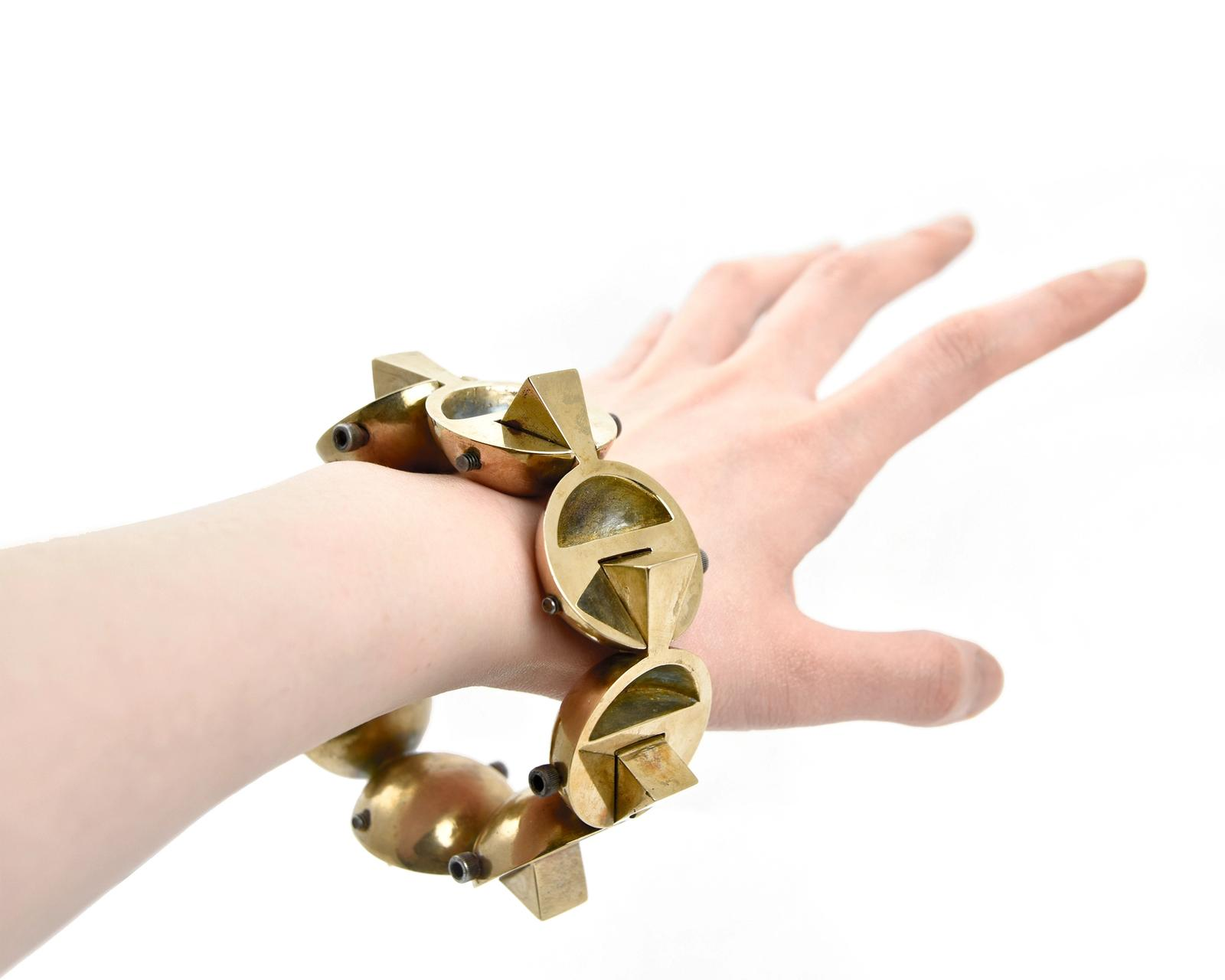 Dovetail Connection Bracelet
