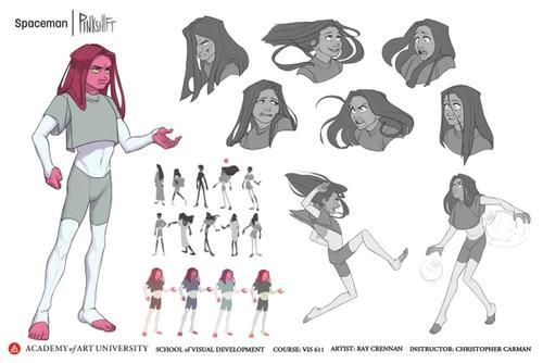 Spaceman Character Sheet