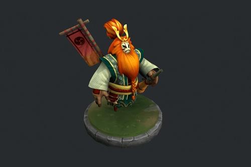 Samurai Bard