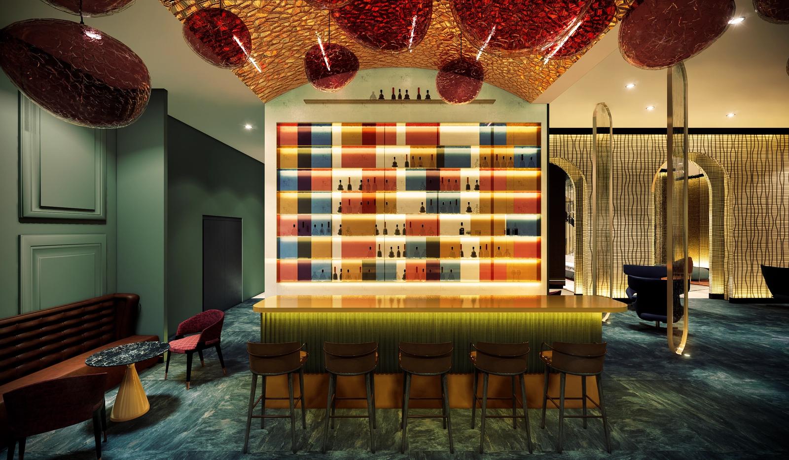Hotel Karl Cocktail Lounge