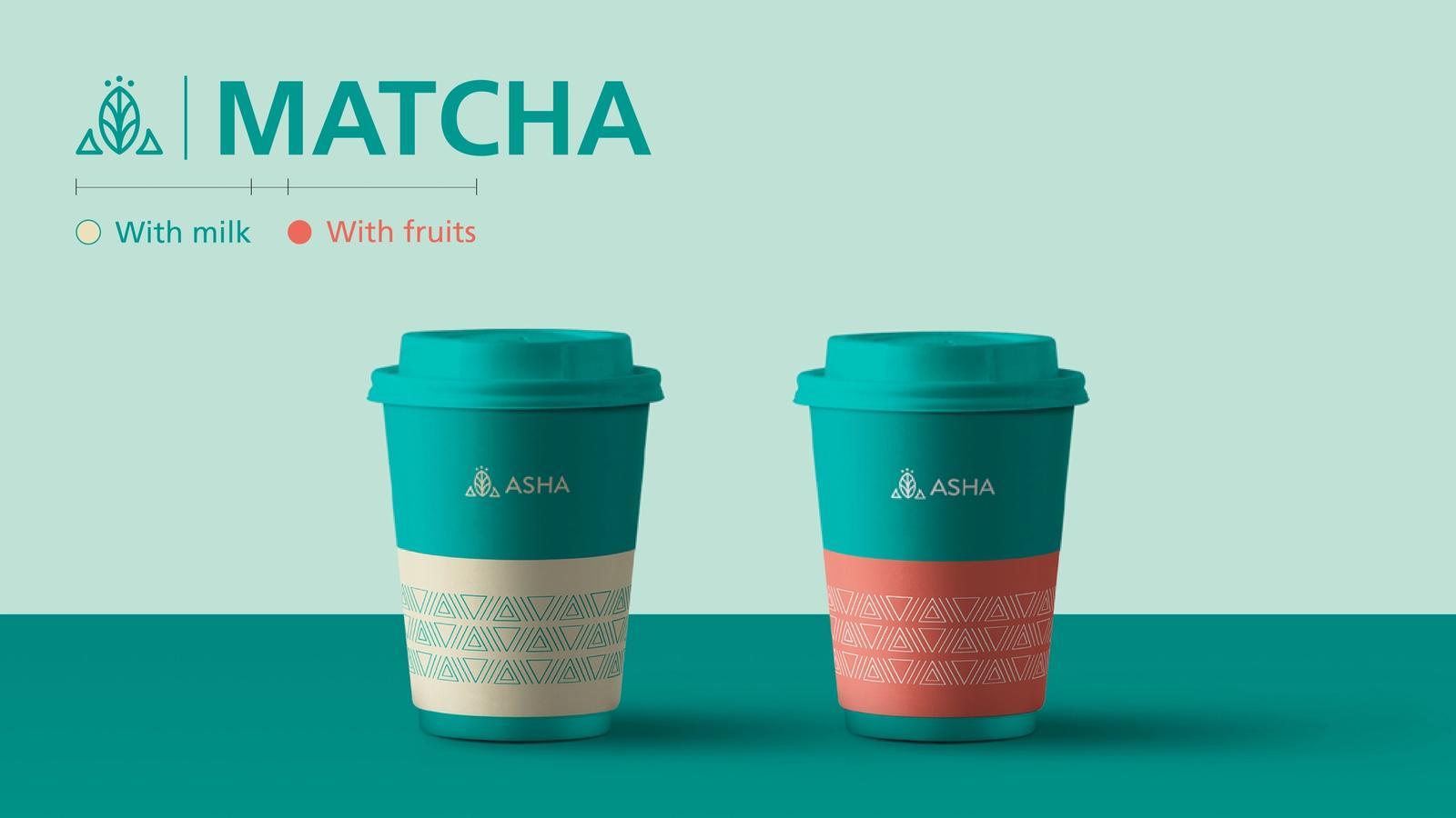 Asha // product packaging system