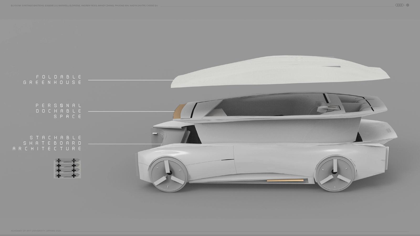 Audi Elysium